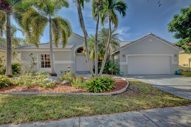 642 Heritage Drive, Weston, FL 33326 (#RX-10604735) :: Ryan Jennings Group