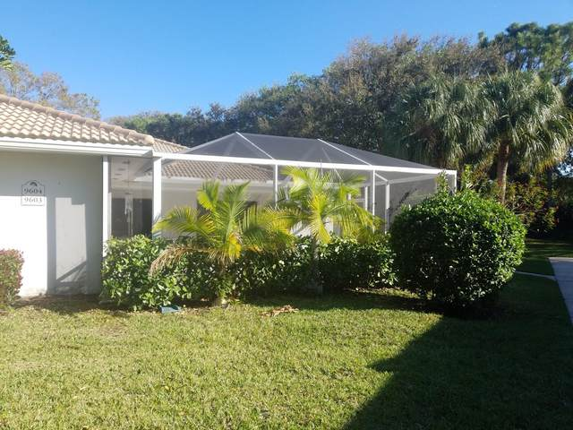9604 Chapman Oak Court, Palm Beach Gardens, FL 33410 (#RX-10604810) :: Ryan Jennings Group