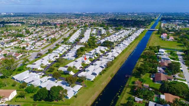9177 SW 22nd Street D, Boca Raton, FL 33487 (MLS #RX-10604826) :: The Paiz Group