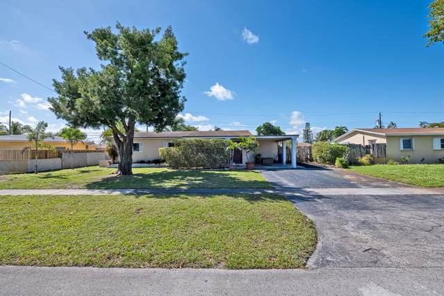 3711 NW 4th Avenue, Deerfield Beach, FL 33064 (MLS #RX-10604842) :: The Jack Coden Group