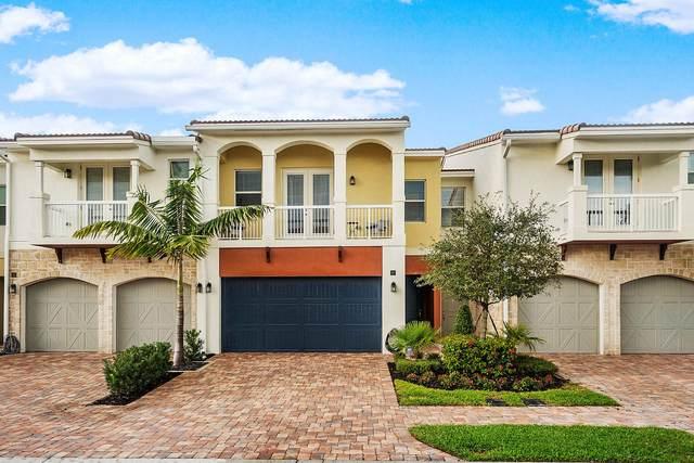 100 NW 69th Circle #24, Boca Raton, FL 33487 (#RX-10604890) :: Ryan Jennings Group