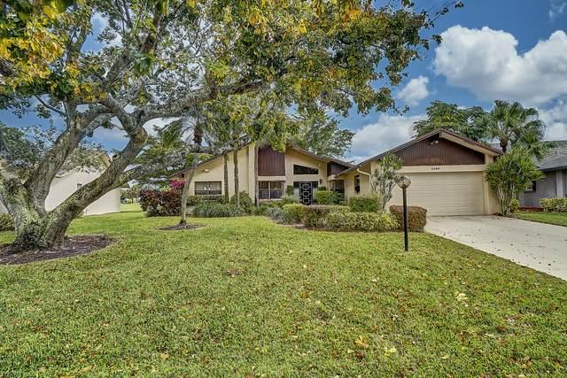 5569 Forest Oaks Terrace, Delray Beach, FL 33484 (#RX-10604891) :: Ryan Jennings Group