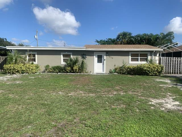 1520 Citation Drive, West Palm Beach, FL 33417 (#RX-10604908) :: Ryan Jennings Group