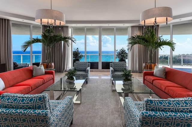 2700 N Ocean Drive Ts11a, Singer Island, FL 33404 (#RX-10604916) :: Signature International Real Estate