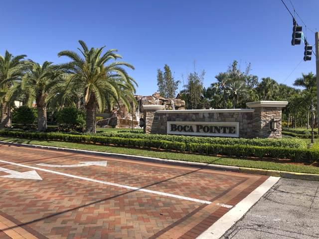 6773 Via Regina, Boca Raton, FL 33433 (MLS #RX-10604931) :: Berkshire Hathaway HomeServices EWM Realty