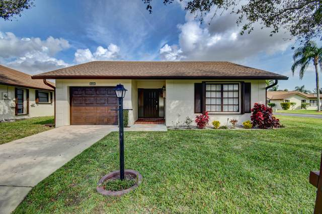 6329 Lakemont Circle, Greenacres, FL 33463 (#RX-10604976) :: Ryan Jennings Group