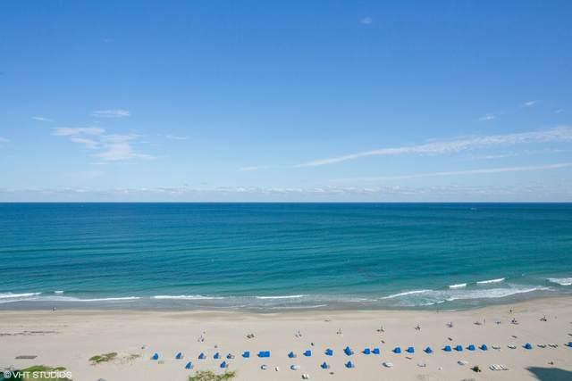 3000 N Ocean Drive 20-F, Singer Island, FL 33404 (MLS #RX-10605117) :: Berkshire Hathaway HomeServices EWM Realty