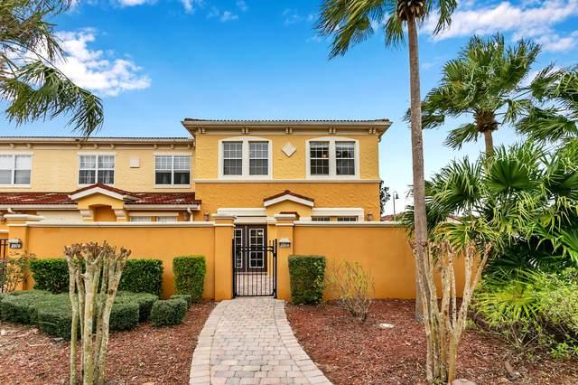2864 Bella Vista Drive #512, Davenport, FL 33897 (MLS #RX-10605123) :: Berkshire Hathaway HomeServices EWM Realty