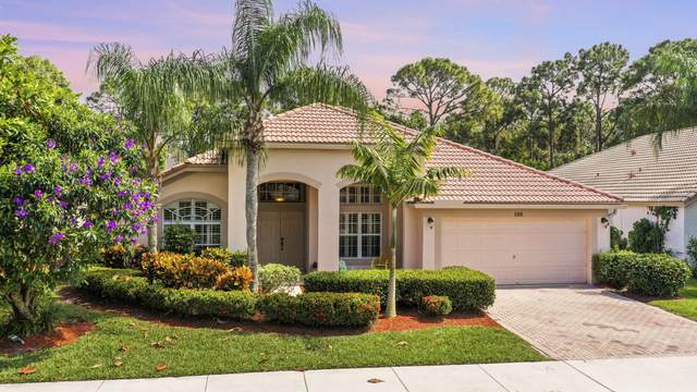 188 Bent Tree Drive, Palm Beach Gardens, FL 33418 (#RX-10605127) :: Ryan Jennings Group