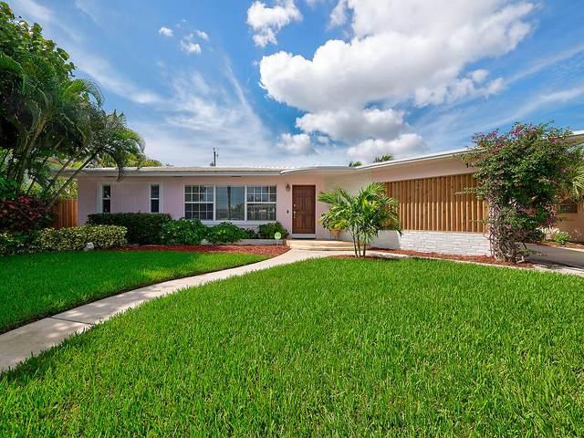145 Duke Drive, Lake Worth Beach, FL 33460 (MLS #RX-10605145) :: Berkshire Hathaway HomeServices EWM Realty