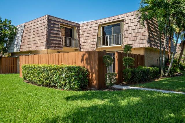834 Springdale Circle 83-D, Palm Springs, FL 33461 (#RX-10605184) :: Ryan Jennings Group