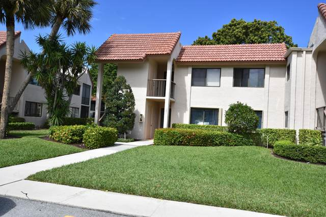 5560 Fairway Park Drive #101, Boynton Beach, FL 33437 (MLS #RX-10605223) :: Berkshire Hathaway HomeServices EWM Realty