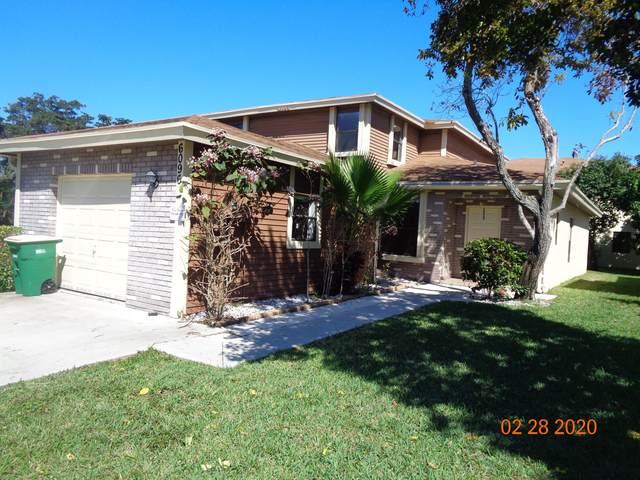 6096 Pine Tree Lane B, Tamarac, FL 33319 (#RX-10605242) :: Ryan Jennings Group