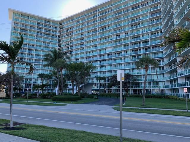 333 NE 21st Avenue #314, Deerfield Beach, FL 33441 (#RX-10605315) :: Ryan Jennings Group