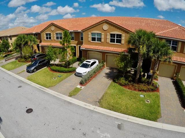 5813 Monterra Club Drive, Lake Worth, FL 33463 (#RX-10605317) :: Ryan Jennings Group