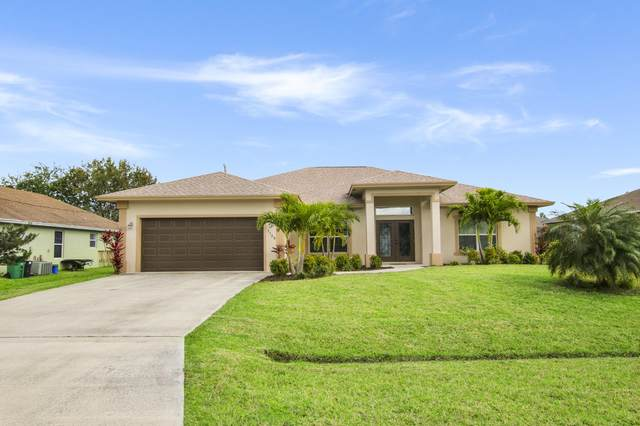 3125 SW Fambrough Street, Port Saint Lucie, FL 34953 (#RX-10605321) :: The Reynolds Team/ONE Sotheby's International Realty