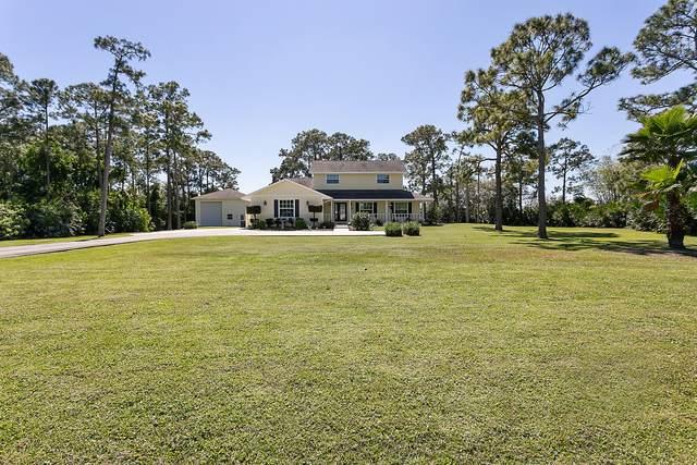 11605 SW Meadowlark Circle, Stuart, FL 34997 (#RX-10605333) :: Ryan Jennings Group