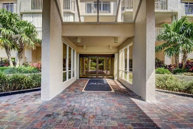 4001 N Ocean Boulevard #603, Boca Raton, FL 33431 (#RX-10605363) :: Ryan Jennings Group
