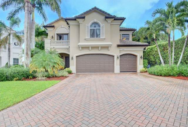 21186 La Vista Circle, Boca Raton, FL 33428 (#RX-10605400) :: Ryan Jennings Group
