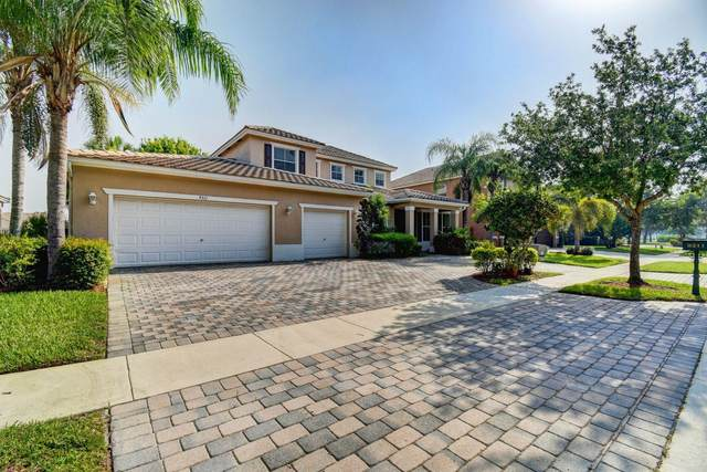 9311 Sedgewood Drive, Lake Worth, FL 33467 (#RX-10605450) :: Ryan Jennings Group