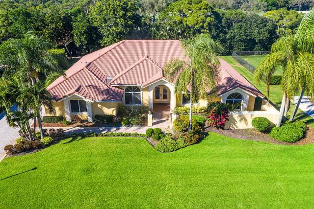 4471 Gleneagles Drive, Boynton Beach, FL 33436 (#RX-10605472) :: Ryan Jennings Group
