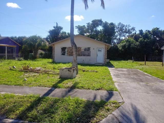 1971 W 13th Street W, Riviera Beach, FL 33404 (#RX-10605508) :: Ryan Jennings Group