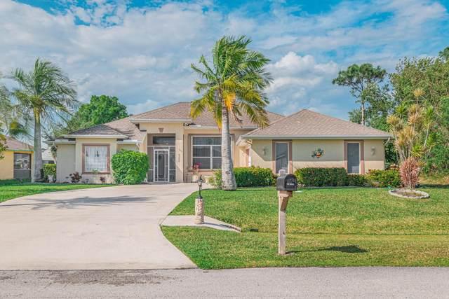 5300 NW Almond Avenue, Saint Lucie West, FL 34986 (#RX-10605513) :: Ryan Jennings Group