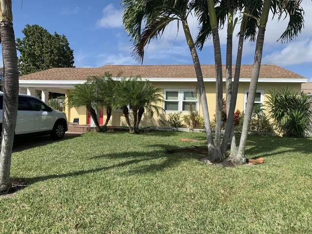 909 Lytle Street, West Palm Beach, FL 33405 (#RX-10605540) :: Ryan Jennings Group