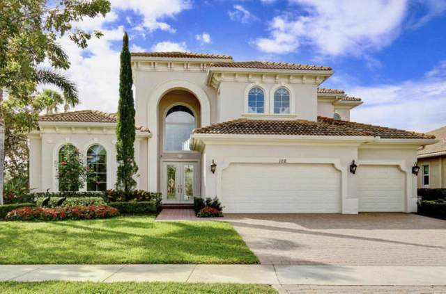 102 Carmela Court, Jupiter, FL 33478 (MLS #RX-10605581) :: Laurie Finkelstein Reader Team