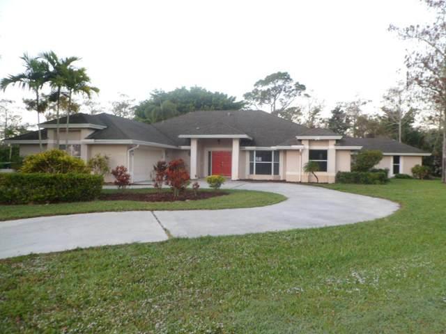 1500 Wood Row Way, Wellington, FL 33414 (#RX-10605597) :: Ryan Jennings Group