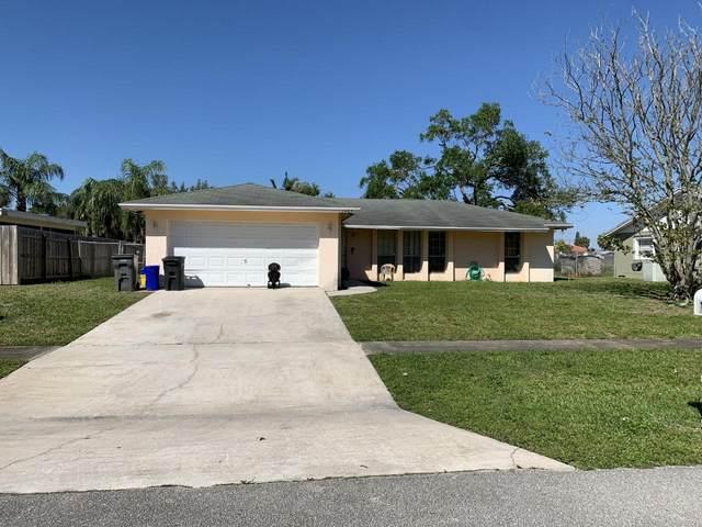 1487 Woodcrest Road N, West Palm Beach, FL 33417 (#RX-10605609) :: Ryan Jennings Group