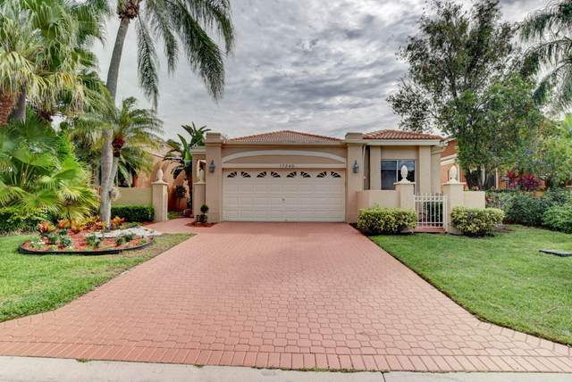 17240 Hampton Boulevard, Boca Raton, FL 33496 (MLS #RX-10605621) :: THE BANNON GROUP at RE/MAX CONSULTANTS REALTY I
