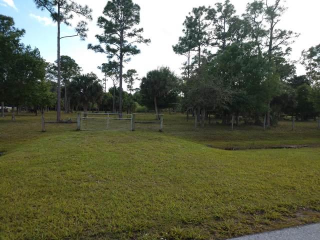 0 SW 52nd Terrace, Palm City, FL 34990 (#RX-10605625) :: Ryan Jennings Group