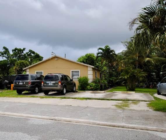 3336 Cherokee Avenue, West Palm Beach, FL 33409 (MLS #RX-10605721) :: Berkshire Hathaway HomeServices EWM Realty