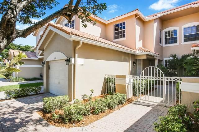 6576 Villa Sonrisa Drive #1221, Boca Raton, FL 33433 (#RX-10605741) :: Ryan Jennings Group