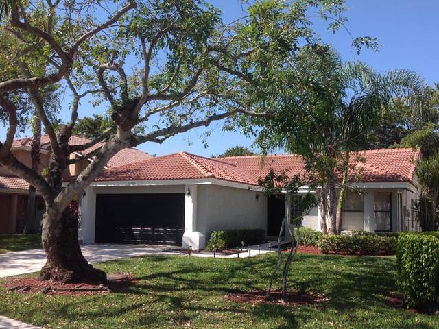 10739 Santa Laguna Drive, Boca Raton, FL 33428 (#RX-10605753) :: Ryan Jennings Group