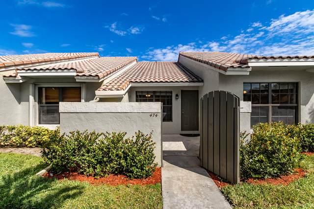 474 Hardwood Place, Boca Raton, FL 33431 (#RX-10605755) :: Ryan Jennings Group