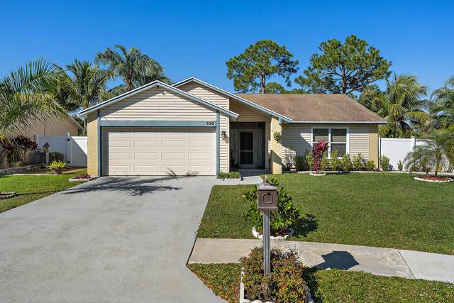 105 Brookstone Court, Jupiter, FL 33458 (#RX-10605845) :: Ryan Jennings Group