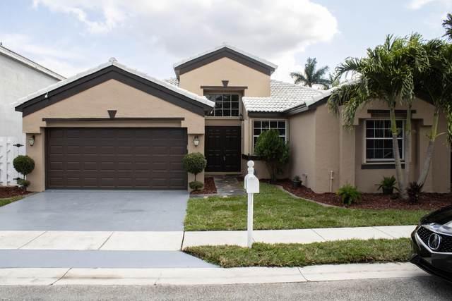 10362 SW 9th Lane, Pembroke Pines, FL 33025 (#RX-10605872) :: Ryan Jennings Group
