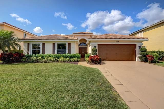 5794 La Gorce Circle, Lake Worth, FL 33463 (#RX-10605904) :: Ryan Jennings Group
