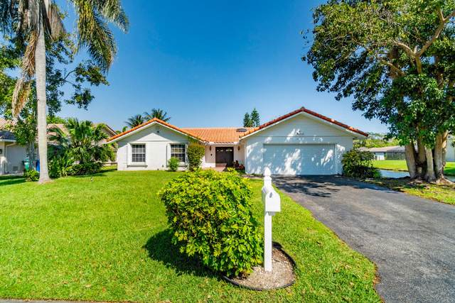 10933 NW 9th Manor, Coral Springs, FL 33071 (#RX-10605937) :: Ryan Jennings Group
