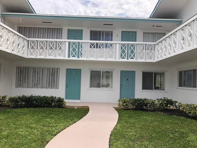 2290 Sunset Avenue #4, Lake Worth Beach, FL 33461 (#RX-10605958) :: Ryan Jennings Group