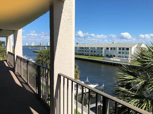 108 Paradise Harbour Boulevard #405, North Palm Beach, FL 33408 (#RX-10605962) :: Ryan Jennings Group