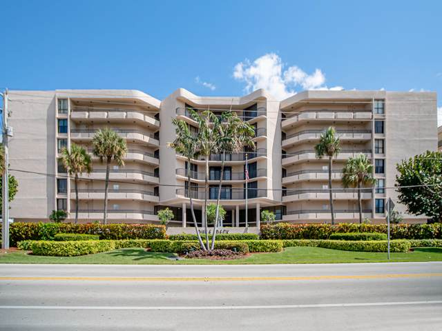 3610 S Ocean Boulevard #303, South Palm Beach, FL 33480 (#RX-10606017) :: Ryan Jennings Group