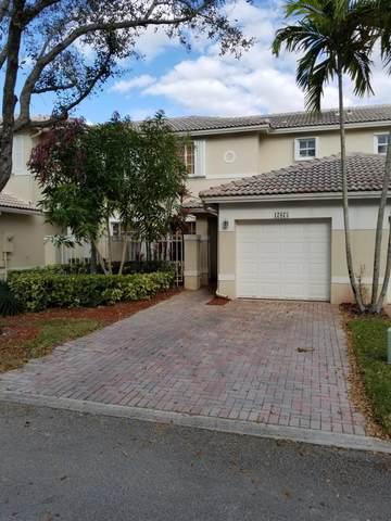 17075 NW 23rd Street, Pembroke Pines, FL 33028 (#RX-10606022) :: Ryan Jennings Group