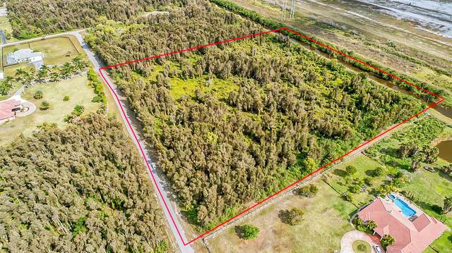 Tbd Skyhawk Lane, Loxahatchee, FL 33470 (MLS #RX-10606023) :: The Jack Coden Group