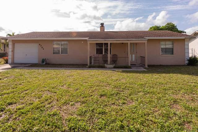 4201 Waverly Drive, West Palm Beach, FL 33407 (#RX-10606054) :: Ryan Jennings Group
