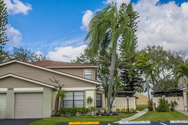 4459 Willow Pond Road D, West Palm Beach, FL 33417 (#RX-10606086) :: Ryan Jennings Group