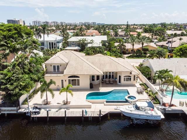 939 Evergreen Drive, Delray Beach, FL 33483 (#RX-10606125) :: Ryan Jennings Group
