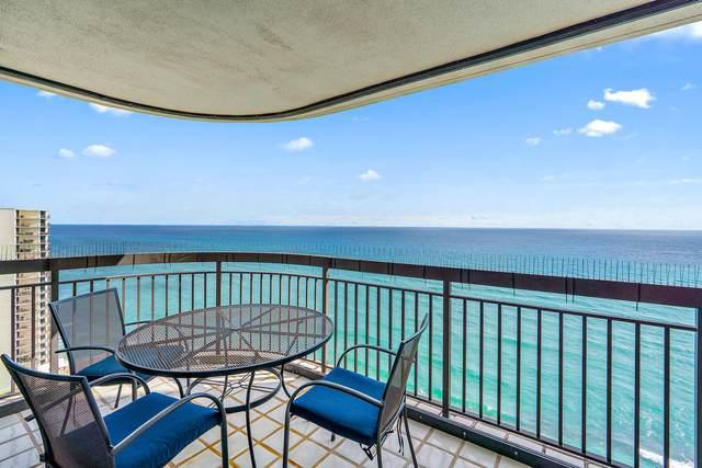 5380 N Ocean Drive 24-J, Singer Island, FL 33404 (#RX-10606131) :: Ryan Jennings Group